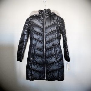 Michael kors Hooded & Quilted Nylon jacket
